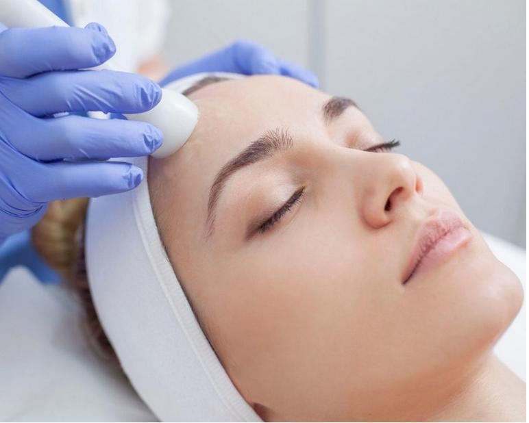 kozmetikai kezelés